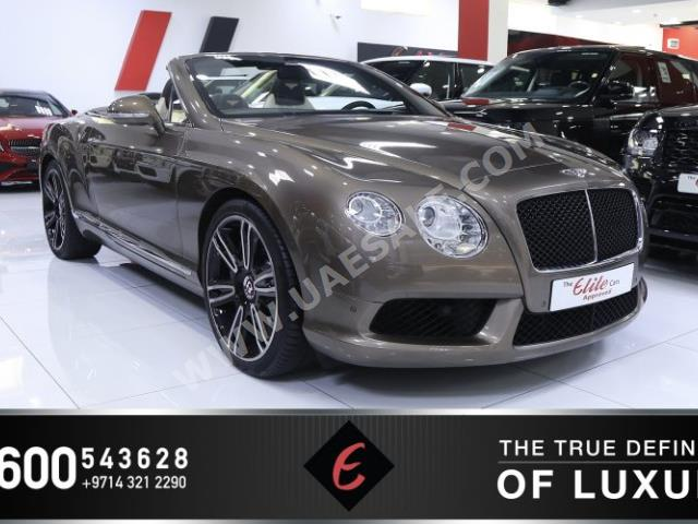 Bentley - Continental for sale in Dubai