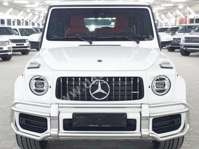 Mercedes-Benz - G-Class for sale in Ajman
