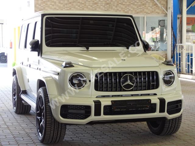 Mercedes-Benz - G-Class for sale in Ajman