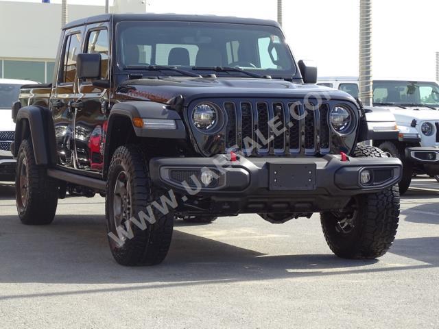 Jeep - Wrangler for sale in Sharjah
