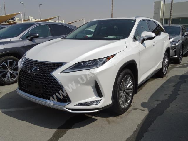 Lexus - RX for sale in Sharjah