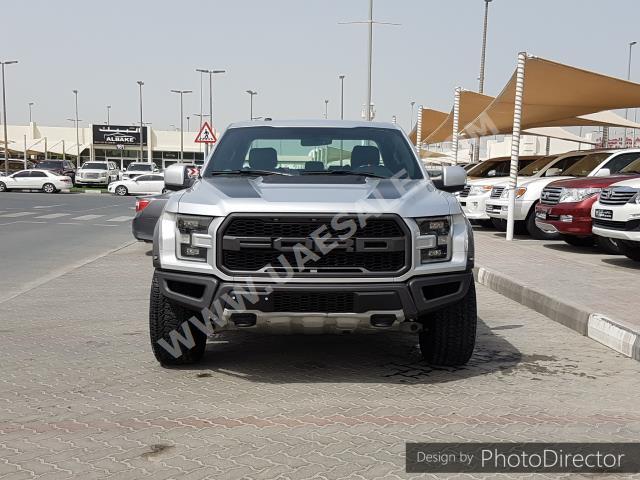 Ford - Raptor for sale in Sharjah