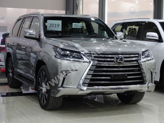 Lexus - LX for sale in Al Ain