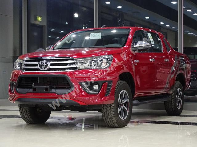 Toyota - Hilux for sale in Al Ain