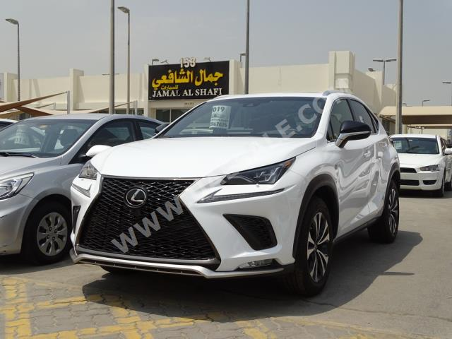 Lexus - NX for sale in Sharjah