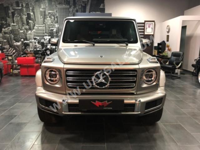Mercedes-Benz - G-Class for sale in GCC - Kuwait