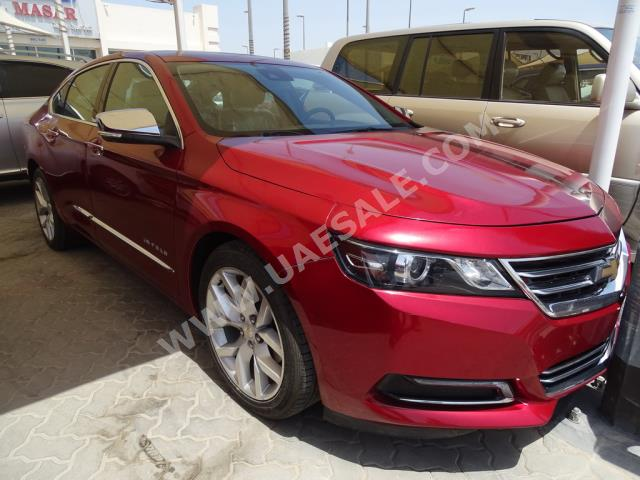 Chevrolet - Impala for sale in Sharjah
