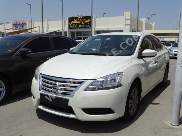Nissan - Sentra for sale in Sharjah