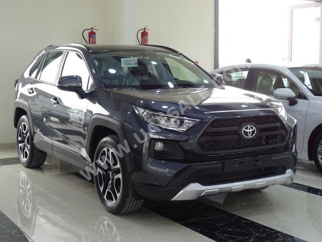 Toyota - Rav 4 for sale in Al Ain