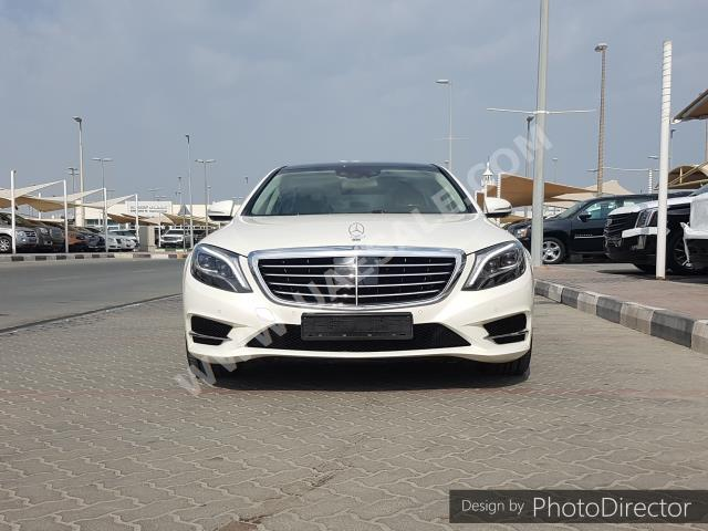 Mercedes-Benz - S-Class for sale in Sharjah