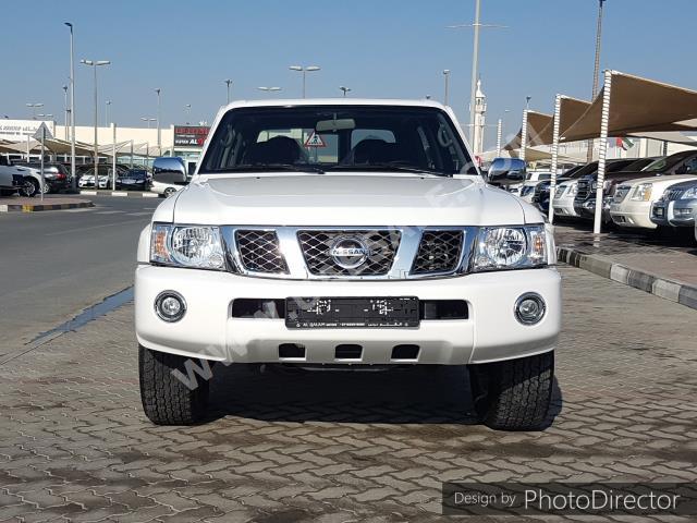Nissan - Patrol for sale in Sharjah