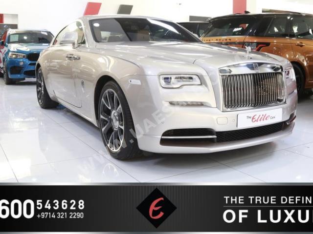 Rolls-Royce - Wraith  for sale in Dubai