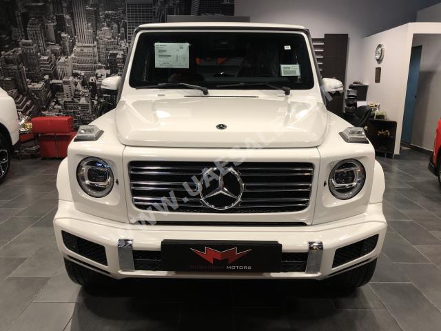 Mercedes-Benz - G-Class for sale in GCC - Kuwait