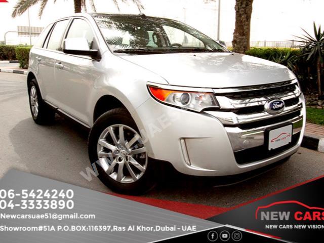 Ford Edge For Sale In Dubai